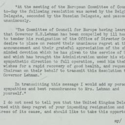 Letter : 1946 March 16
