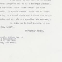 Telegram : 1963 February 24
