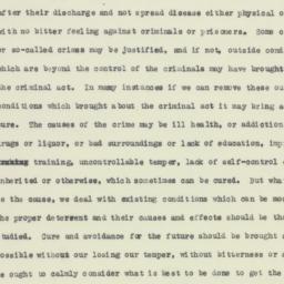Letter: 1929 September 11