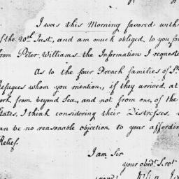 Document, 1797 February 24