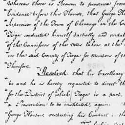 Document, 1797 January 26