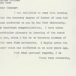 Letter : 1955 June 15