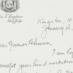 Letter : 1948 January 28