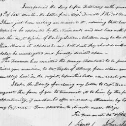 Document, 1796 August 01