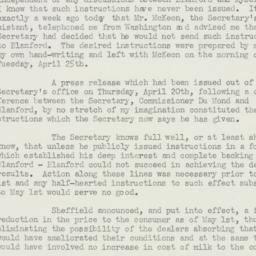 Letter : 1950 May 3