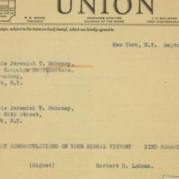 Letter : 1937 September 18