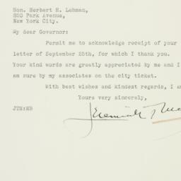 Letter : 1937 September 27