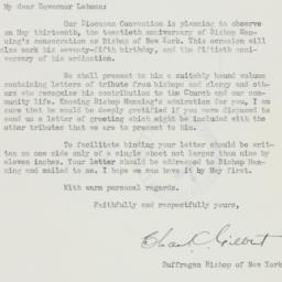 Letter : 1941 April 15