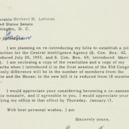 Administrative Record: 1955...