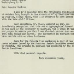 Clipping : 1951 October 8