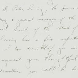 Letter: 1937 August 15