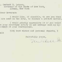 Letter : 1936 January 31