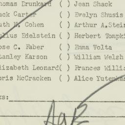 Administrative Record: n.d.