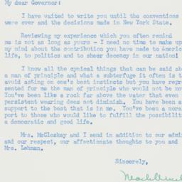 Letter : 1956 September 25