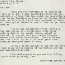 Letter : 1955 March 17