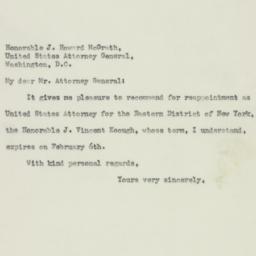 Letter : 1950 January 19