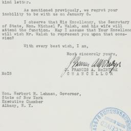 Letter : 1940 December 30