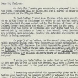 Letter : 1951 July 20