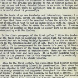 Letter : 1955 August 13