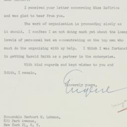 Letter : 1946 June 20