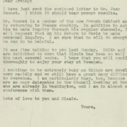 Letter: 1944 August 31