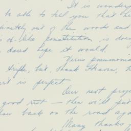 Letter: 1954 June 28