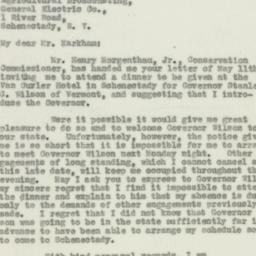 Letter : 1931 May 14