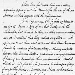 Document, 1798 September 18