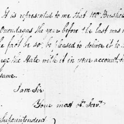 Document, 1798 July 28