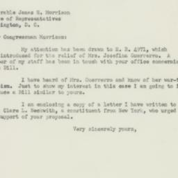 Letter : 1951 September 10