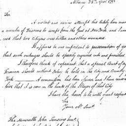 Document, 1798 April 28