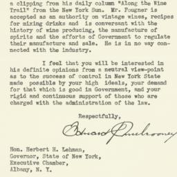 Letter : 1936 February 14