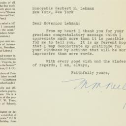 Letter : 1948 November 13