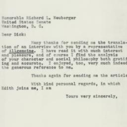 Letter: 1955 March 17