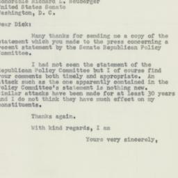 Letter: 1956 June 20