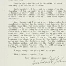 Letter : 1942 December 24