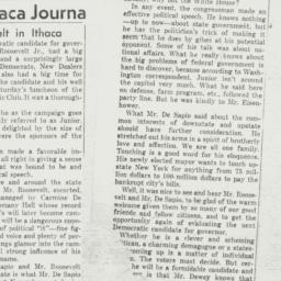 Clipping : 1954 January 25
