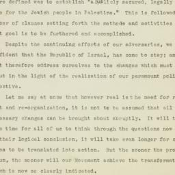 Speech : 1948 July 3