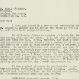 Letter : 1947 March 5
