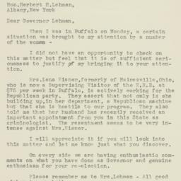 Letter : 1936 August 4