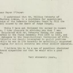 Letter : 1947 August 27