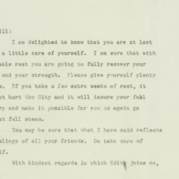 Letter : 1948 February 21