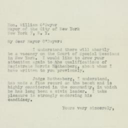 Letter : 1950 February 11