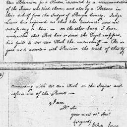 Document, 1797 July 07