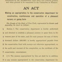 Manuscript: 1941 March 5