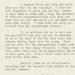 Letter : 1936 December 22