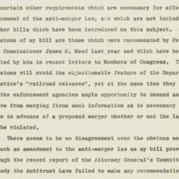 Press release : 1955 June 9