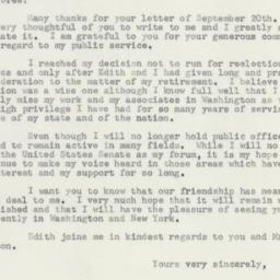 Letter : 1956 September 24