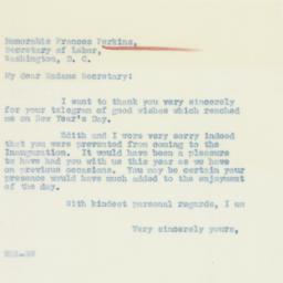 Letter: 1937 January 8