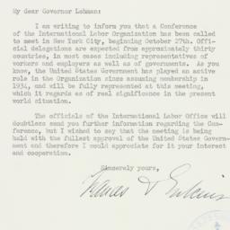 Letter: 1941 October 7